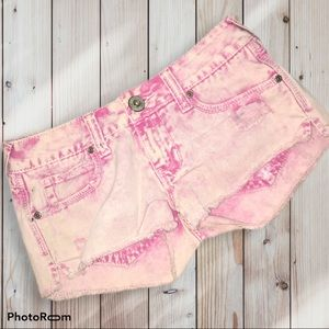 Amethyst Jeans Shorts Size 3